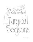 Catholic Liturgical Seasons Booklet