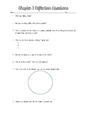 Catholic Liturgical Year Questions Worksheet