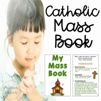 Catholic Mass Book
