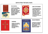Catholic Mass Flashcards- Books