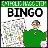 Catholic Mass Item Bingo