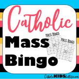 Catholic Mass BINGO: Game to Practice the Vocabulary & Ord