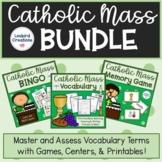 Catholic Mass Vocabulary Bundle