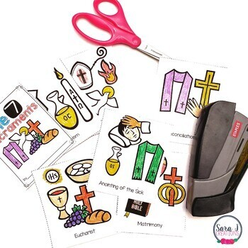 Catholic Mini Books Bundle