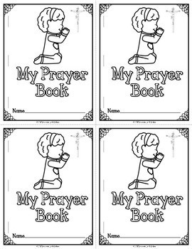 Catholic Religion Prayer Book