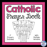Catholic Religion Prayer Book
