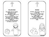 Catholic Prayer Bookmarks