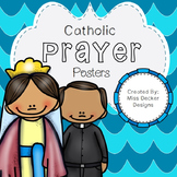 Catholic Prayer Posters