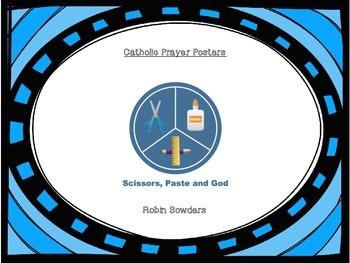 Catholic Prayer Posters 3.0