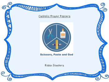 Catholic Prayer Posters 4.0