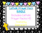 Catholic Prayer Posters Bundle {Packs 1-6}