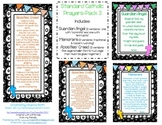 Catholic Prayer Posters--Pack Three