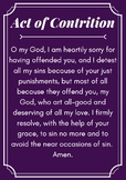 Catholic Prayer Posters- Part 2