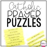 Catholic Prayer Puzzles
