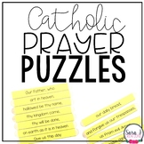 Catholic Prayer Puzzles