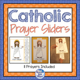 Catholic Prayer Sliders