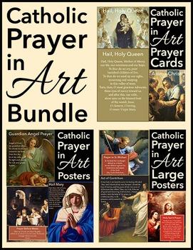 Catholic Prayer in Art Bundle