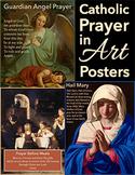 Catholic Prayer in Art Posters