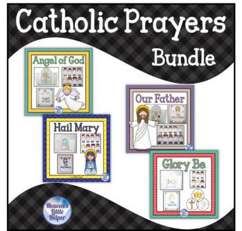 Catholic Prayers Bundle #1