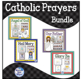 Catholic Prayers Bundle #1 {Heaven's Little Helper}