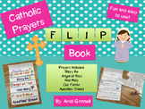 Catholic Prayers Flip Book