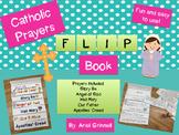 Catholic Prayers Flip Book