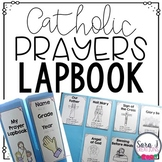 Catholic Prayers Lapbook