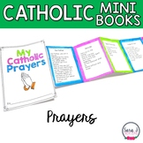 Catholic Prayers Mini Book