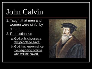 Catholic Reformation Power Point