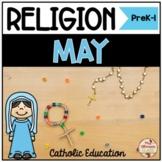 Catholic Religion Activities - May