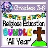 Catholic Religious Education 'All Year' Bundle - Grades 3-6