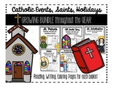 Catholic Religious Growing Bundle Throughout the YEAR