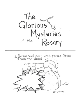 Glorious Mysteries Teaching Resources