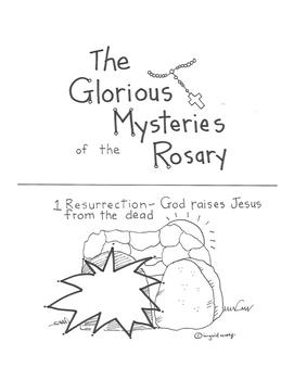 Catholic Rosary - Glorious Mysteries