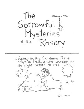 Catholic Rosary - Sorrowful Mysteries