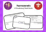 Catholic Sacrament Task Card
