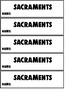 Catholic Sacraments Flipbook