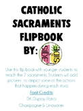 Catholic Sacraments Flipbook
