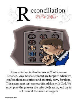 Catholic Sacraments Packet
