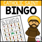 Catholic Saints Bingo