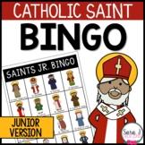 Catholic Saints Junior Bingo