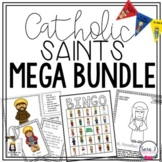 Catholic Saint MEGA Bundle