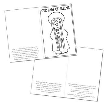 Catholic Saints Biography Mini Books in 3 Formats, SET of 86 Saints