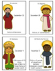 Catholic Saints Flash Cards
