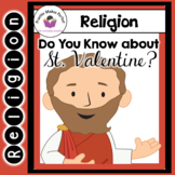 Catholic Saints Let's Learn about St. Valentine