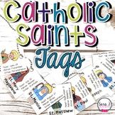 Catholic Saints Tags