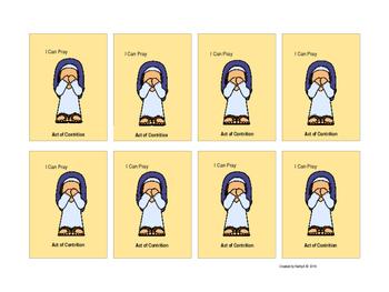 Catholic School Brag Tags Bundle 2  I Know My Prayers
