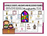 Catholic School Events, Holidays, and Religious Figures YE