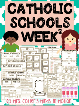 Catholic Schools Week Activities 2
