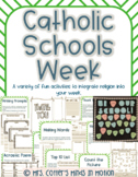 Catholic Schools Week Activities
